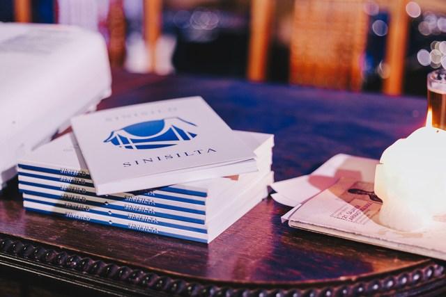 Ilmus eesti-soome luulekogumik Sinisild – esimene Talsinkis ilmunud teos