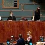 Mis juhtus? Soome siseminister näitas parlamendi ees peaministrile keskmist sõrme (lisatud video)