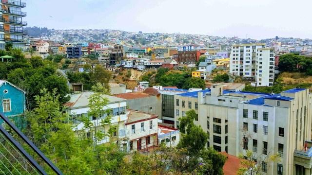 14 päeva Tšiilis. Tšiili reisikiri Valparaiso, Vina del Mar