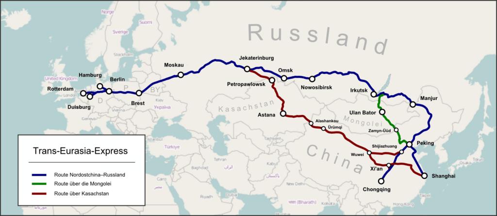 Trans-Eurasia-Express