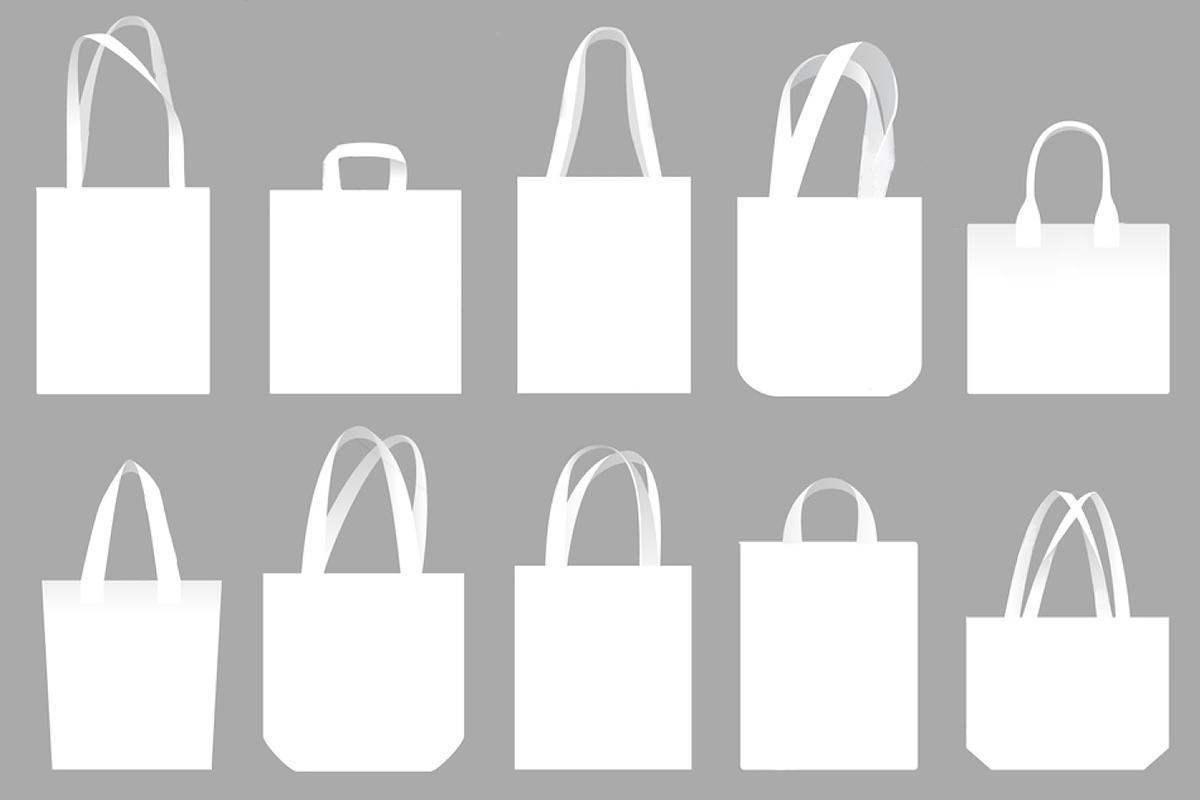環保購物袋各種款式