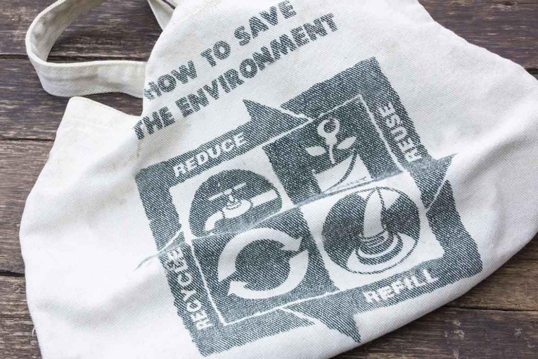 環保帆布袋