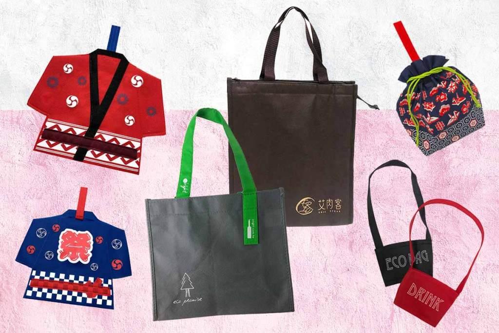 客製化多款式不織布袋-誼源國際
