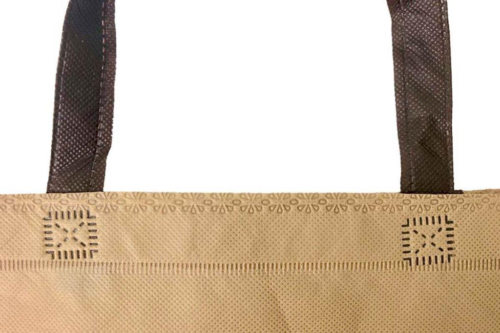 客製化不織布袋電壓車縫-誼源國際