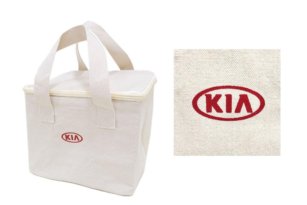 少量客製化保溫保冷袋-帆布網版單色印刷-誼源國際
