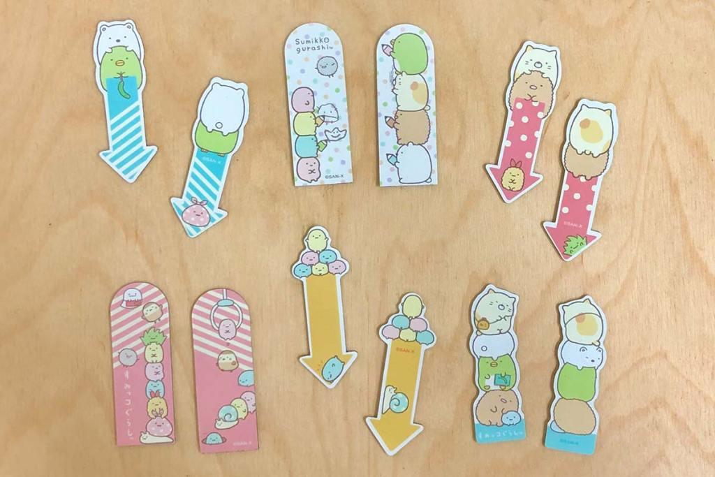 客製化造型磁鐵書籤雙面印刷-誼源國際