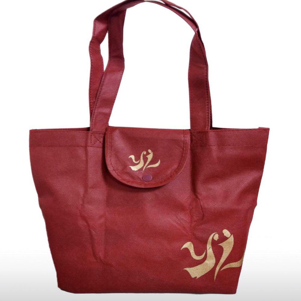 外帶自取環保購物袋客製折疊袋
