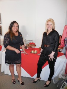 Rayanne and Ashley of Glamour Bonbonier