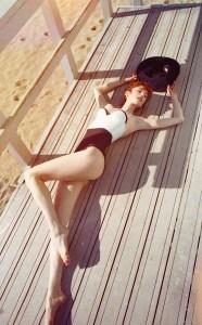 Faith Picozzi is ready for summer in her latest photo shoot