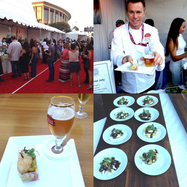 LA Food and Wine Festival 2015. All photos courtesy the Experience Magazine 2015