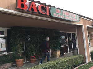 Baci de Trattotia has a reputation for serving some of the finest Italian fare in Orange County. Photo courtesy D Brown