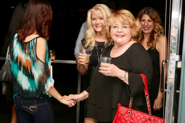 "In attendance was 2016 Primetime Emmy winner, Patrika Darbo, known for her short film ""Acting Dead"". Photo courtesy SmugMug for EEWorldNews.com"