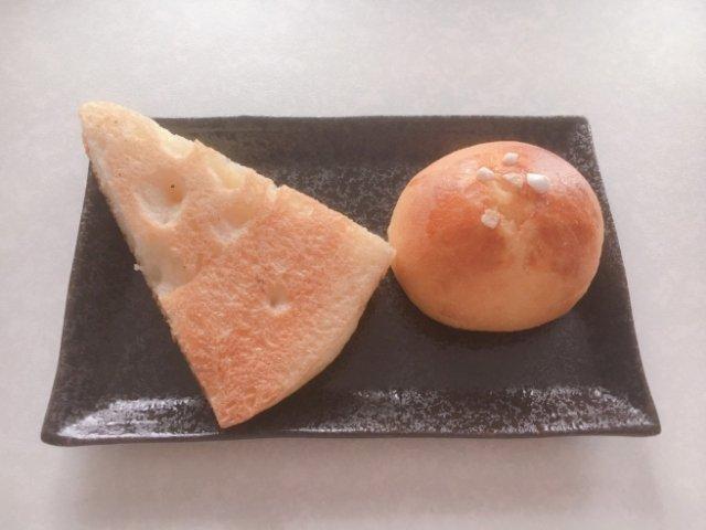 オランジェのパン