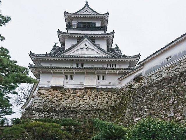 高知観光にオススメの高知城