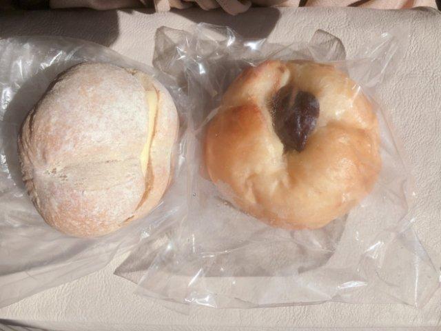 高知JOURのパン