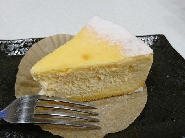 とろけるフォンダンチーズケーキ