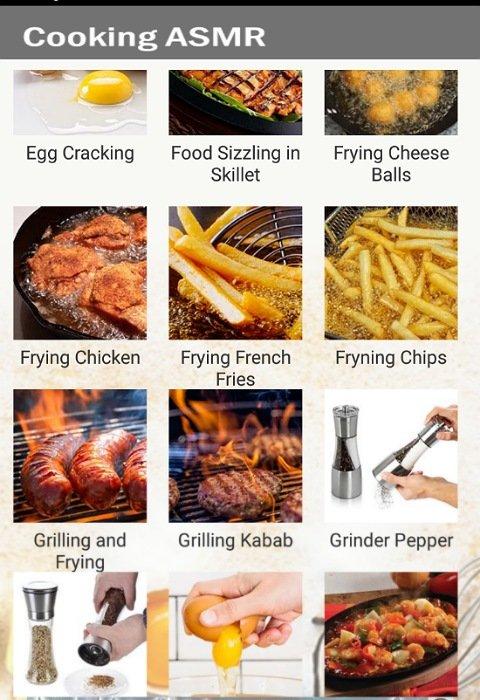料理のASMRアプリ5