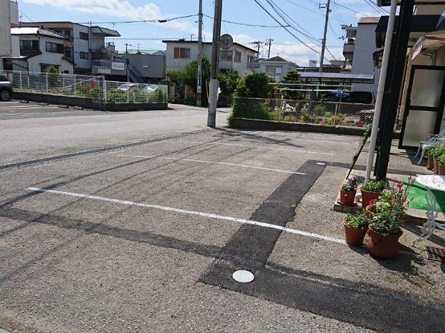 ママスムージーの駐車場