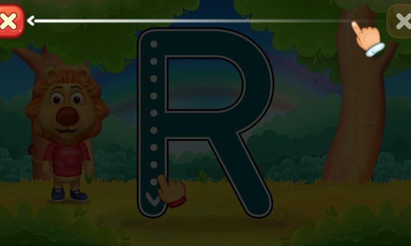 アルファベット学習ABC Kidsアプリ:設定3