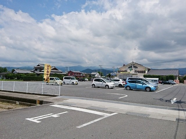 畑の食堂Copan(コパン):駐車場2