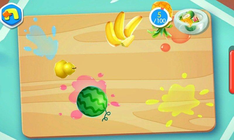 初めてのABCアプリ:ゲーム1