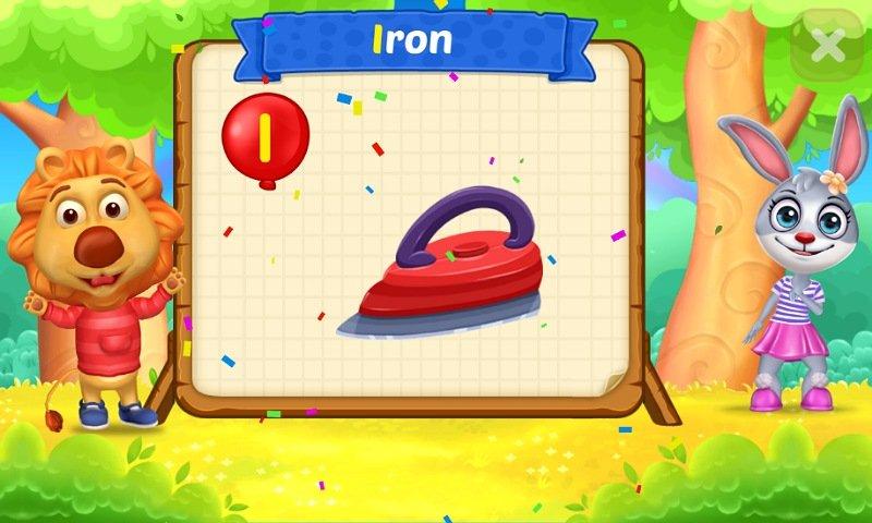 アルファベット学習ABC Kidsアプリ:英単語の学習2