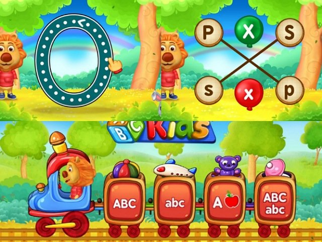 【ABC Kids】のレビュー!広告がないので学習しやすい