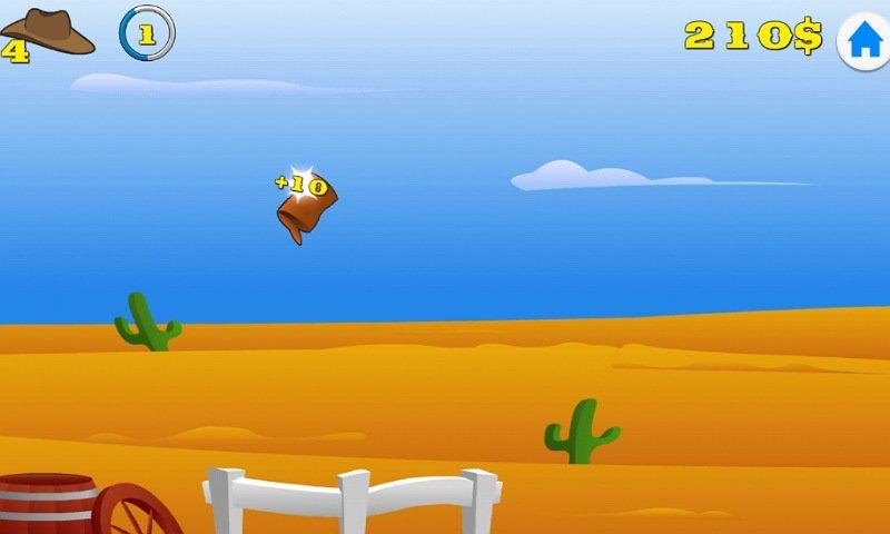 ゲームで学ぶ子供英語アプリ:ガンスリンガー2