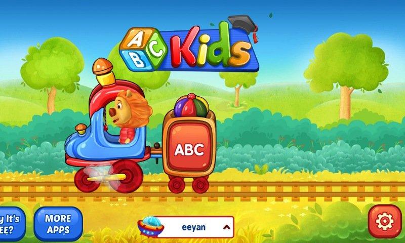 アルファベット学習ABC Kidsアプリ:設定2