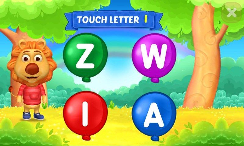アルファベット学習ABC Kidsアプリ:英単語の学習