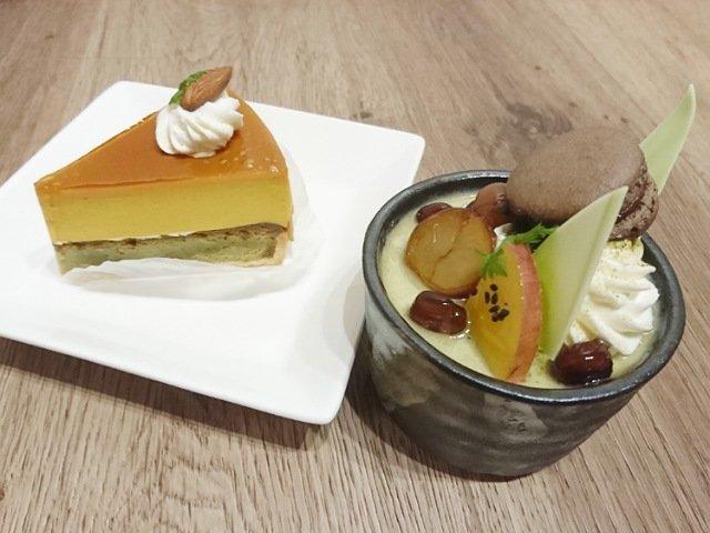 高知市横浜新町のケーキ屋さんパティスリーラヴィエール