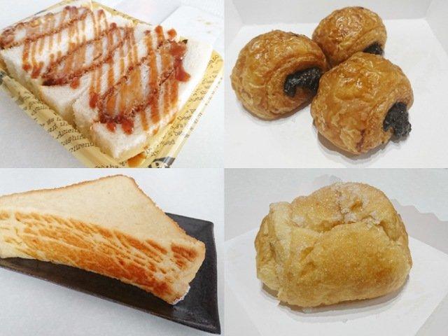 エースワンのパンの種類