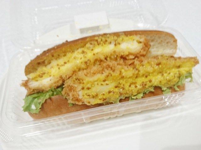 メーアコルン:パン1