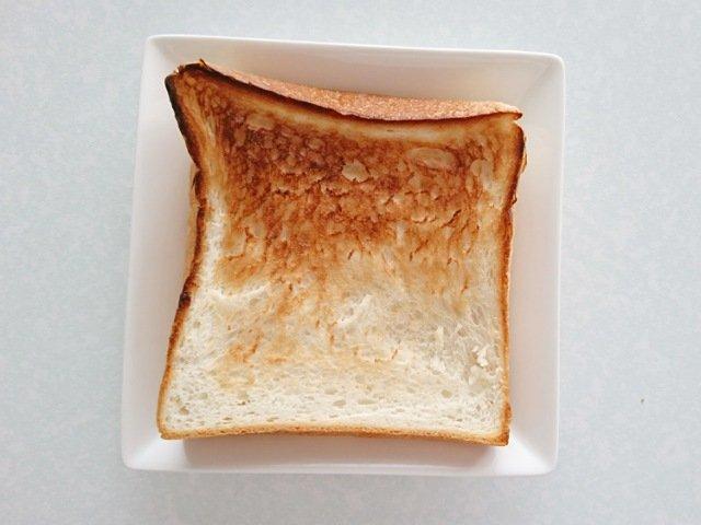 ル・ミトロン高知高須店:食パンをトースト