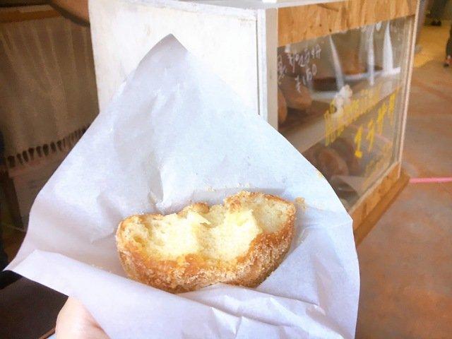 高知のキッチンカー「IslandJuice」:マラサダの出来立てを食べる