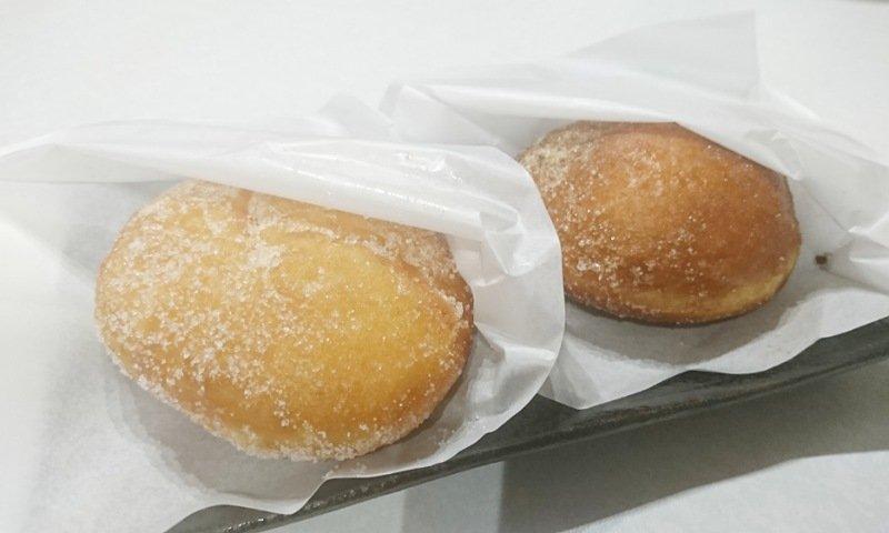 高知のキッチンカー「IslandJuice」:揚げドーナツのマラサダ