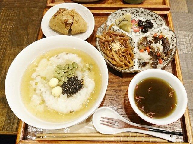 漢方茶房季然堂:食べてみた