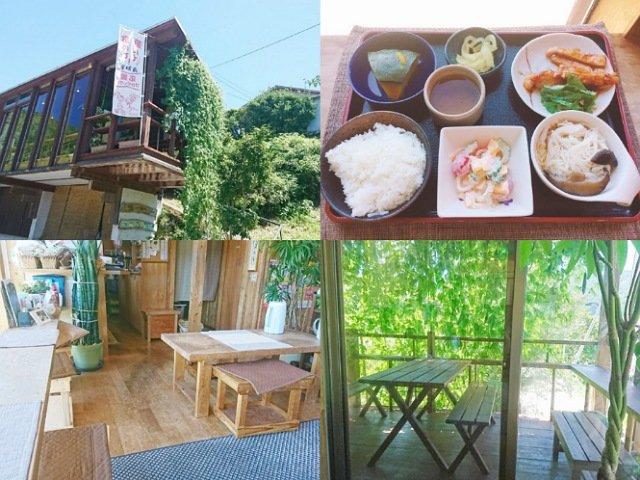【MUSIC CAFE かのん】土佐町でたった500円のワンコインランチ!