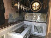 Ο Τάφος του Νεοφανούς Αγίου Γεωργίου Καρσλίδη στην Σίψα της Δράμας
