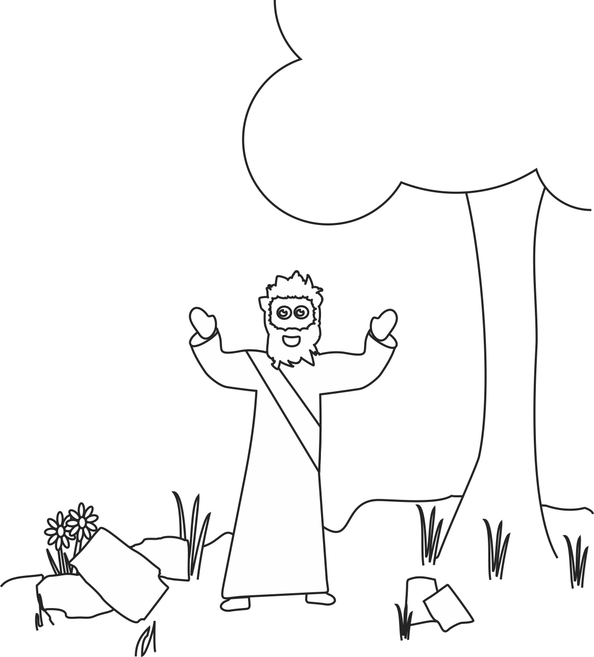 My Children's Curriculum: Sermon on the Mount: The Beatitudes