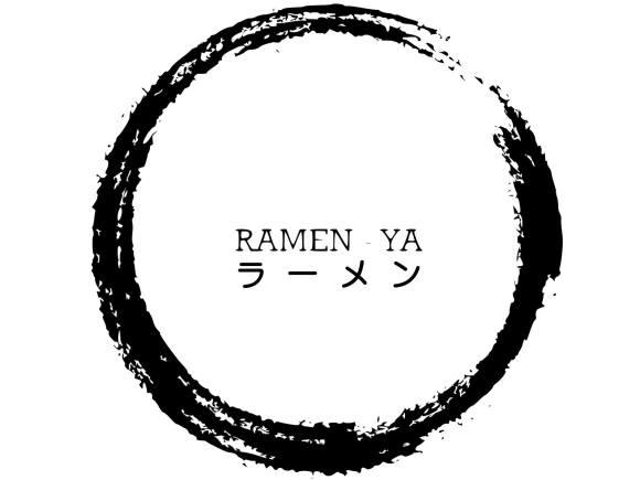 logo du restaurant ramen y a à nantes