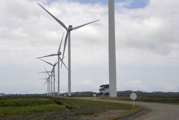 8aed35477943 A energia é gerada no Rio Grande do Sul e através das linhas de transmissão  do sistema integrado brasileiro chega até São Paulo.