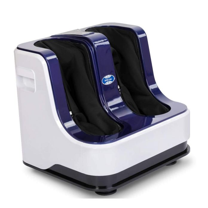JSB HF05 Ultra Leg Foot and Calf Massager Machine for Pain Relief