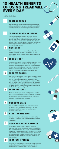 10 Health Benefits Of Using Treadmill Every Day