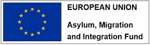 EU Asylum Migration and Integration Fund logo