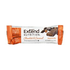 Extend Nutrition Anytime Bar Μπάρα Πρωτεΐνης Chocolate & Caramel 42g