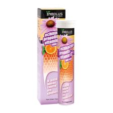 Ino Plus Echinacea + Propolis + Vitamin C 1000mg 20 αναβράζοντα δισκία