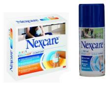 3M Nexcare ColdHot Comfort 11cmX26cm + Δώρο ColdHot Cold Nexcare Spray 150ml