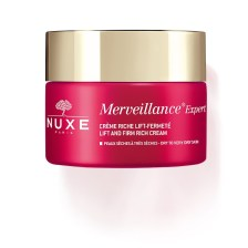 Nuxe Merveillance Expert Lift And Firm Rich Cream for Dry to Very Dry Skin 50ml (Κρέμα lifting και σύσφιξης - πλούσια υφή)