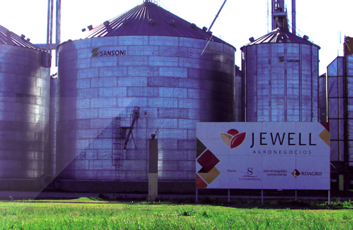 Agronegocios Jewell, a prominent pulses exporter from Argentina